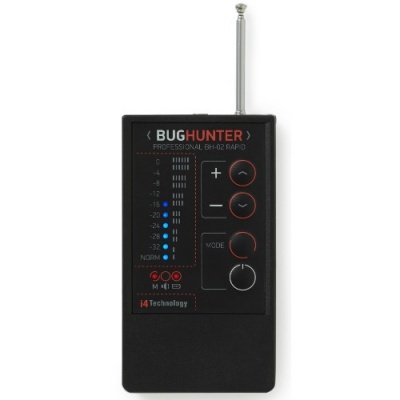 "Детектор жучков ""BugHunter Professional BH-02 Rapid"" i4technology - Techyou.ru"